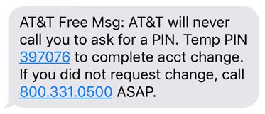 AT&T Free Msg